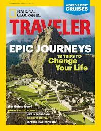 traveler magazine images National geographic traveler online magazine jpg
