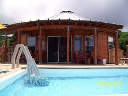 House With Pools New Round House With Pool 180 Degree Ocean Vrbo