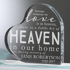 remembrance items personalized memorial sympathy gifts personalizationmall
