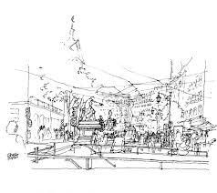 third international urban sketching symposium seeing thinking
