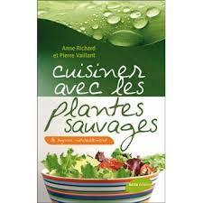 cuisiner les herbes sauvages cuisiner avec les plantes sauvages broché richard