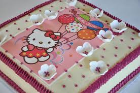 birthday cake hello kitty butter cream image inspiration of cake