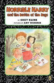 horrible harry and the battle of the bugs by suzy