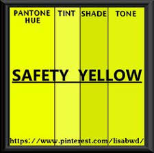 pantone smart swatch 11 0617 transparent yellow yellows mixed