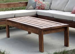 coffee table diy outdoor coffee table with storage crazy wonderful