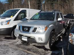 nissan frontier king cab roof rack used 2016 nissan frontier pro 4x for sale in manchester nh