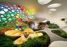 home garden interior design the interior garden unique snail house and interior design image