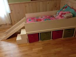 Build Your Own Wood Bunk Beds by Best 25 Diy Toddler Bed Ideas On Pinterest Toddler Bed Toddler