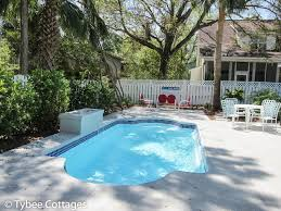 Cottages To Rent With Swimming Pools by Vacation Rental With Pool Archives Tybee Cottages