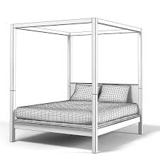 Contemporary Canopy Bed Holy Hunt Christian