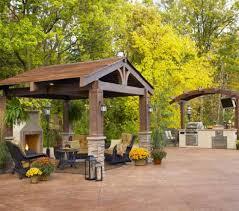simple gazebo designs outdoor pavilion plans free outdoor plans