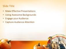 Free Thanksgiving Powerpoint Backgrounds Free Thanksgiving Celebrations Ppt Template