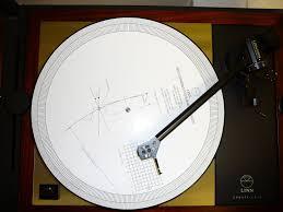 linn speed calibration stylus alignment protractor