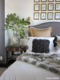 William Sonoma Bedroom Furniture by A New Bedroom Project Simple Details Warm Nice And Gray