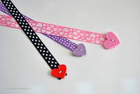 stretchy ribbon ribbon bookmarks sparkles of