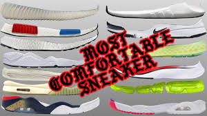 Most Comfortable Nike Sneakers Most Comfortable Sneakers Youtube