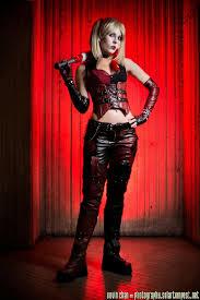 Batman Arkham Halloween Costumes Harley Quinn Batman Arkham Ammie Acparadise