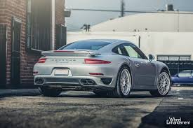 porsche turbo classic porsche 991 turbo s with hre classic 300 in gloss silver hre