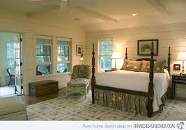 Pretty Country Inspired Bedroom Ideas Home Design Lover - Country decorating ideas for bedrooms