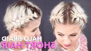 short hairstyles with a braid fade haircut