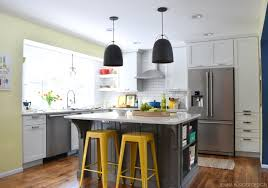 Grey Cabinets In Kitchen by Kitchen Renovation Reveal Resources Jenna Burger