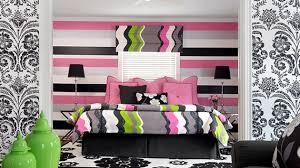 pink black and white bedroom home design home design