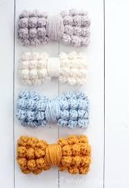 crochet hair bows 40 diy bow crafts to make at home