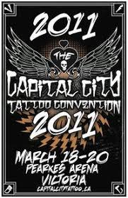 capital city tattoo convention capital city tattoo poster u2013 lyrik