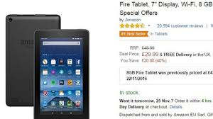 amazon fire black friday special black friday and cyber monday five tips for spotting a bargain
