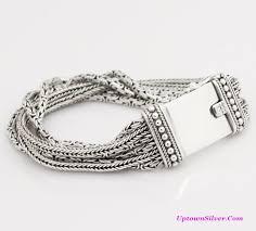 multi chain silver bracelet images B1452 shop our selection of silpada go gorgeous bracelet artisan JPG