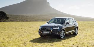Audi Q7 Specs - 2016 audi q7 pricing and specifications photos 1 of 4