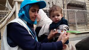 unicef siege disease starvation living siege in madaya syria
