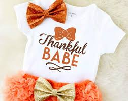baby thanksgiving etsy