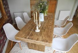 Dining Room Furniture Oak Dining Room Inspiring White Oak Dining Table And Chairs How To
