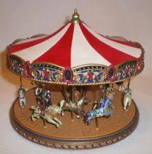 mr world s fair frenzy ride musical ornament ebay