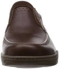 clarks chelsea boots clarks mens active air vent slip on shoes