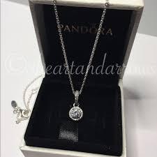 pandora necklace images 33 off pandora jewelry pandora classic elegance necklace from jpg