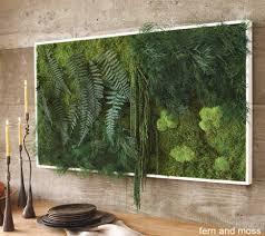 Home Vertical Garden by 26 Creative Ways To Plant A Vertical Garden Fern Moss Wall Art