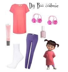 Boo Monsters Halloween Costume Diy Boo Monsters Halloween Costume Disfras