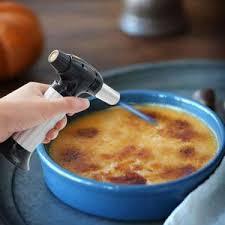 comment recharger un chalumeau de cuisine chalumeau a creme brulee achat vente chalumeau a creme brulee