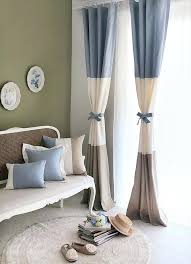 livingroom curtains fascinating blue and white living room curtains muarju