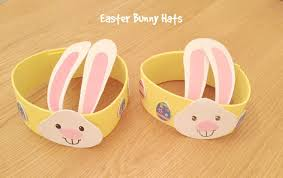 easter bunny hat easter bunny hats no play lets talk