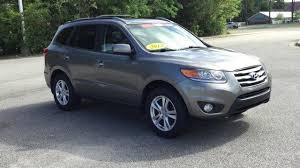 mineral oil ls for sale used suv 2012 mineral gray hyundai santa fe limited for sale in nc