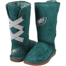 womens garden boots size 12 philadelphia eagles s shoes and socks eagles shoes socks