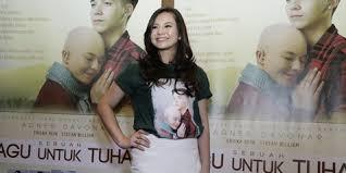 film sedih indonesia jangan sedih eriska rein pilih break dari dunia film kapanlagi com