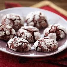 red velvet crinkle cookies recipe wilton