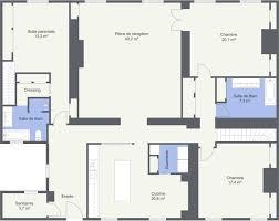 chambre parentale 20m2 plan suite parentale avec salle de bain et dressing 20m2 ravizh com