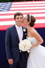 American Flag Backdrop All American Wedding It Weddings