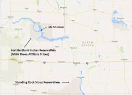 lake sakakawea map what are arguments in support of the dakota access pipeline quora