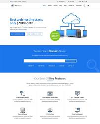free responsive html templates 50 best hosting website templates free premium freshdesignweb